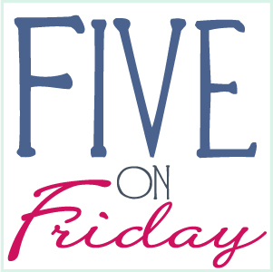 The Girl's Got Sole - Five on Friday