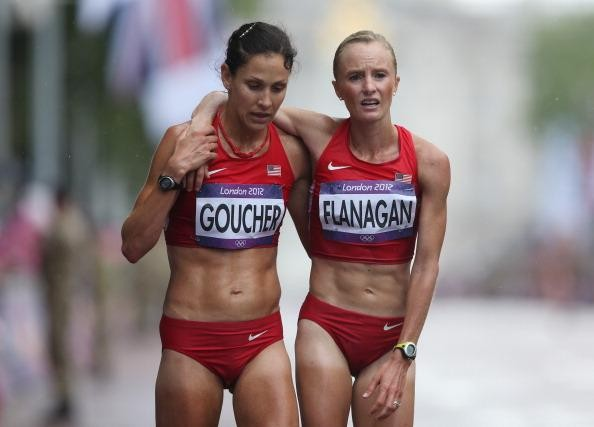 olympic girl runners