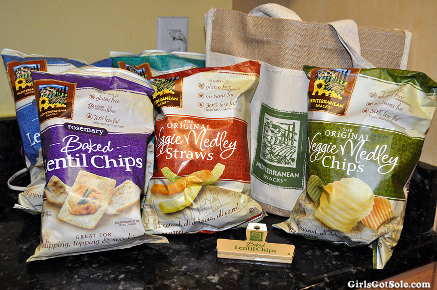 Product Review & Giveaway: Mediterranean Snacks - The Girl's Got Sole