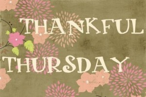 thankfulthurs