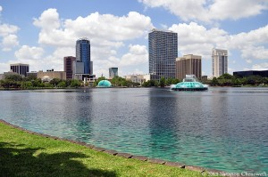 Orlando is my home, and that is cool.