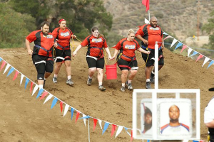 Team Dolvett at the challenge.