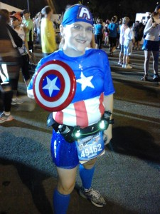 You don't have to be a superhero to get fit, but it's more fun that way.