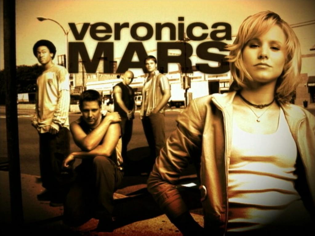 Season 1 of Veronica Mars cast promo