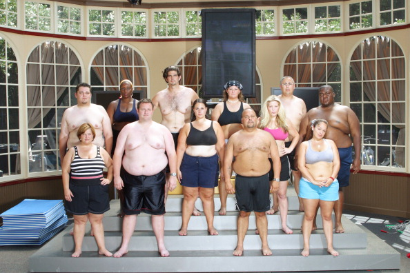 Biggest Loser season one contestants