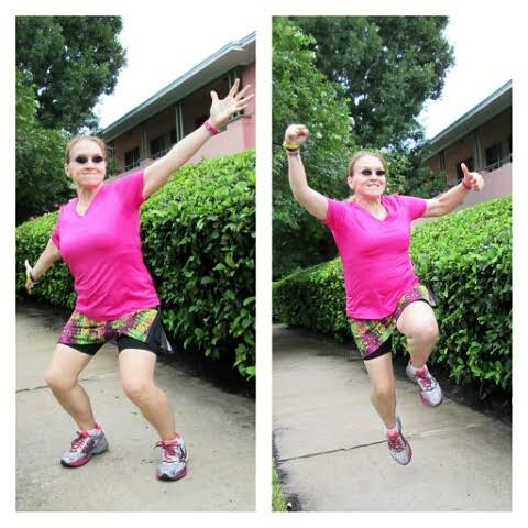 I don't usually jump around, but when I do, I'm wearing Skirt Sports!