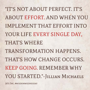 Jillian quote