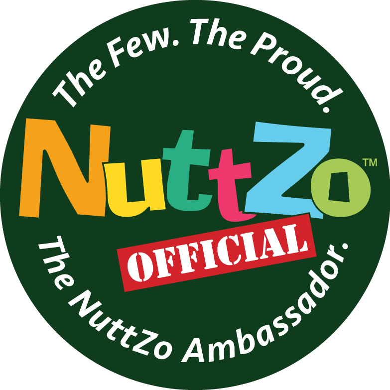 Proud to be a NuttZo Ambassador!