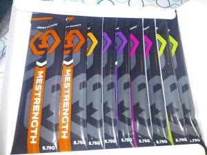 MeStrength packets