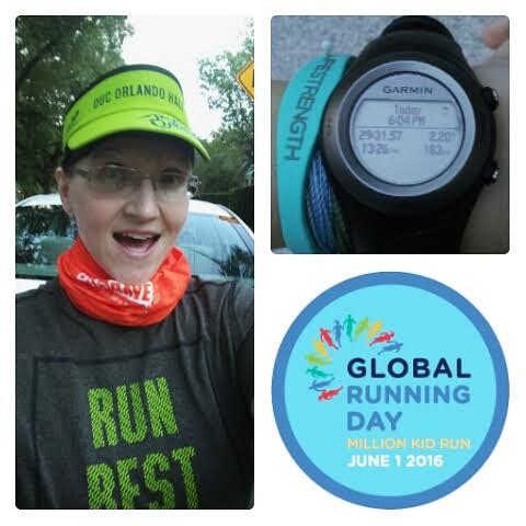 Global Running Day run