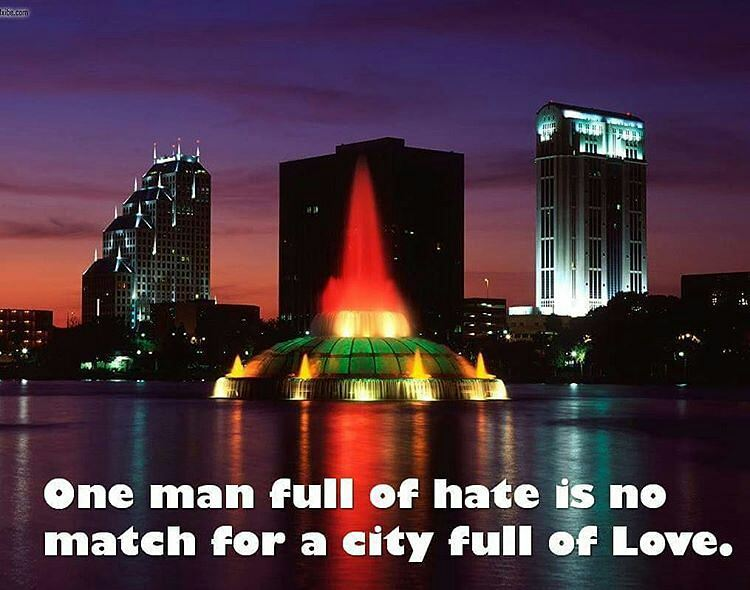 city full of love