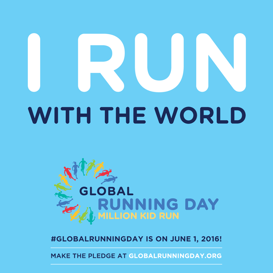 run with the world