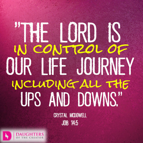 Lord is in control