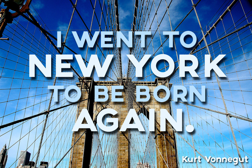 New York born again
