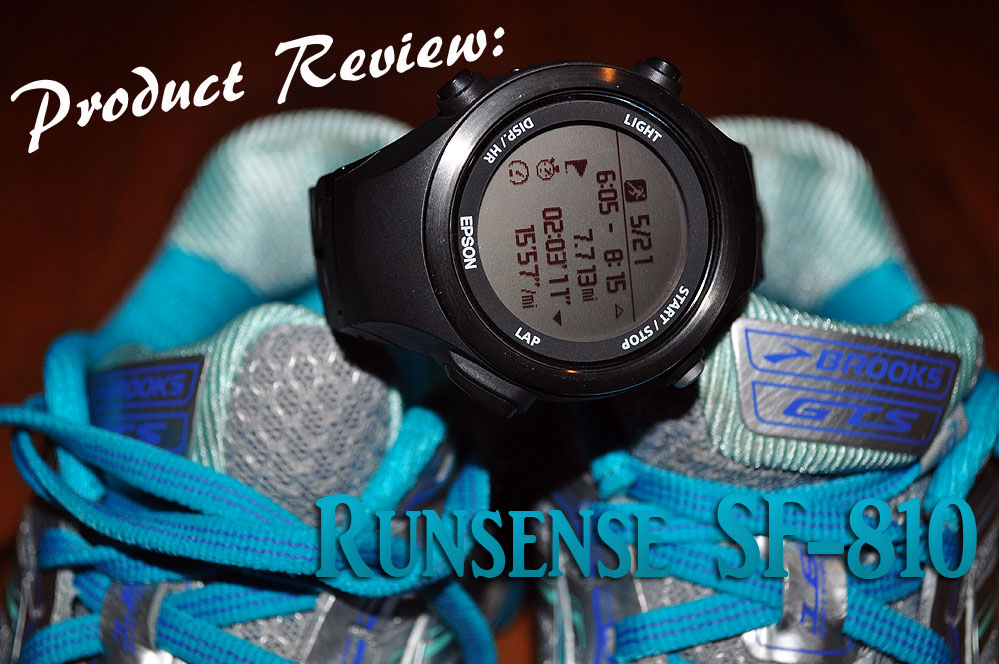 Runsense SF-810 review