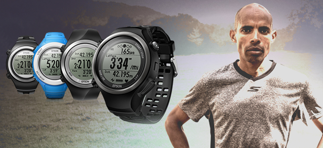 Runsense endorsed by Meb
