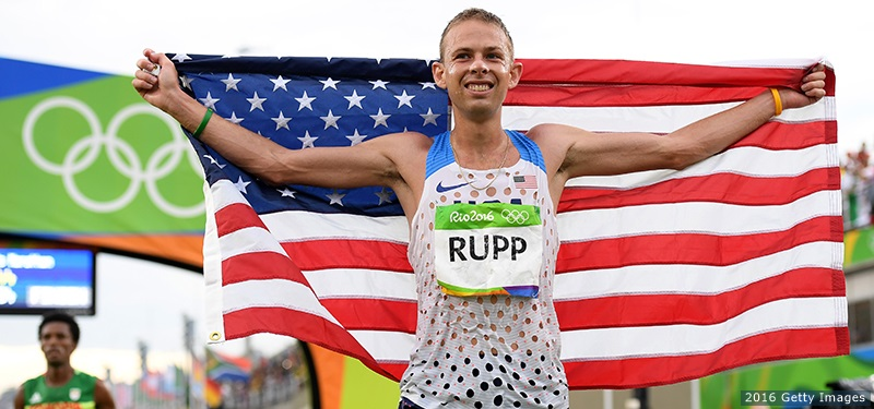 Rupp wins Bronze