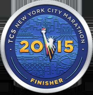2015 NYC Marathoner