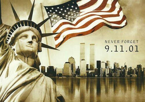 Never Forget 9/11/01