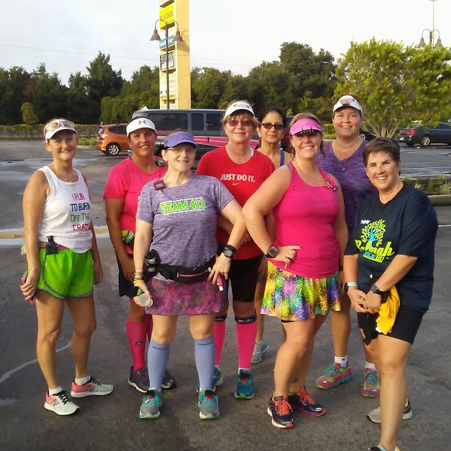 My running group