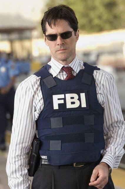 The Girl's Got Sole - Criminal Minds' Hotch