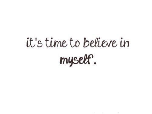 Girl's Got Sole - Believe in myself