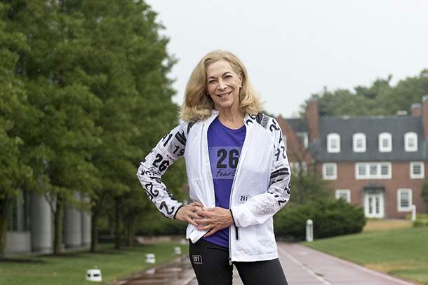 The Girl's Got Sole - Kathrine Switzer