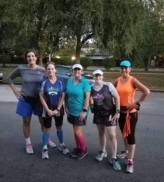 The Girl's Got Sole - Running group