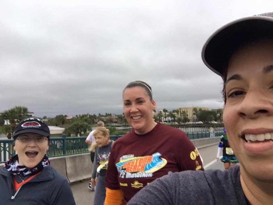 The Girl's Got Sole - Daytona Beach Half 2016