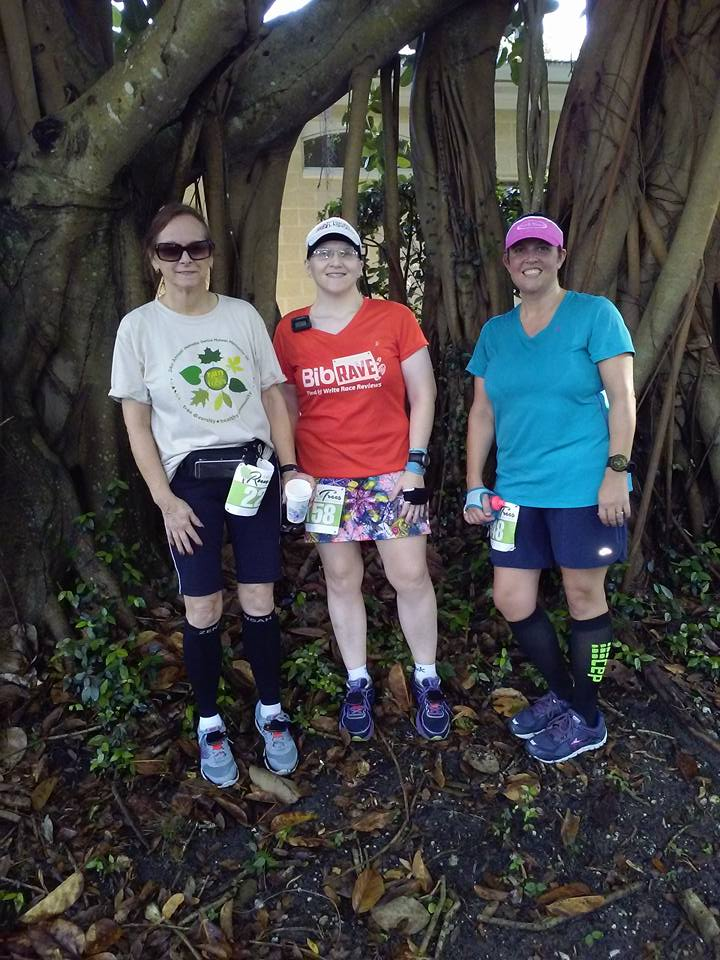 The Girl's Got Sole - Run for the Trees 2016