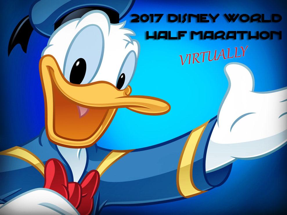 The Girl's Got Sole - 2017 WDW Half Marathon