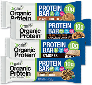 The Girl's Got Sole - Orgain Protein Bars