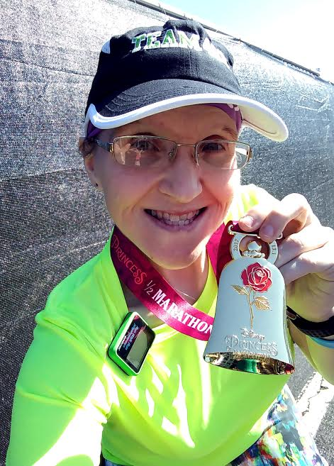 The Girl's Got Sole - 2017 Princess Half