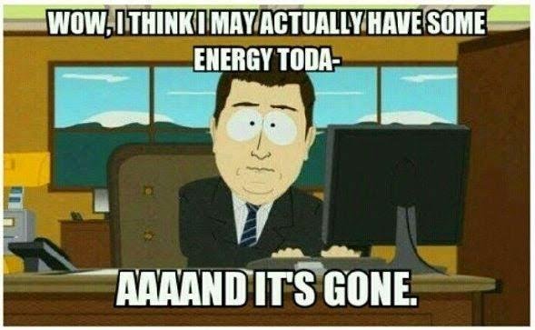 The Girl's Got Sole - Thyroid energy...tired