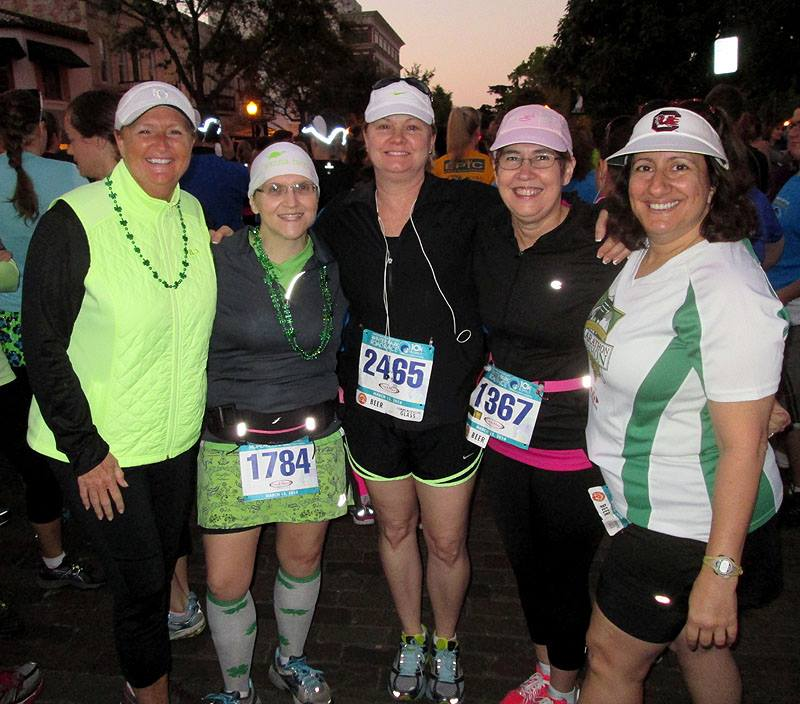The Girl's Got Sole - WPRR 10k 2014