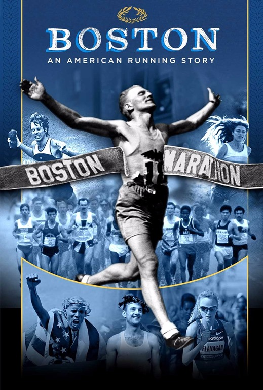 The Girl's Got Sole - Boston Marathon documentary