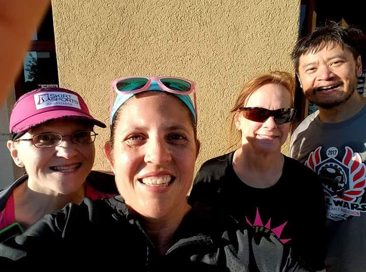 The Girl's Got Sole - Saturday run group