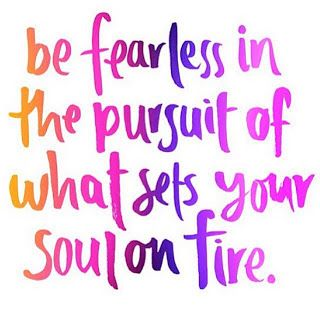 The Girl's Got Sole - Be Fearless