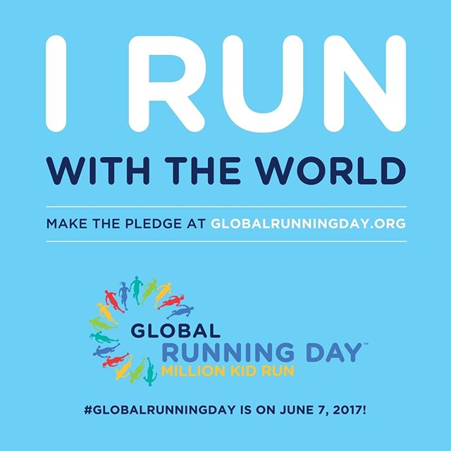The Girl's Got Sole - Global Running Day