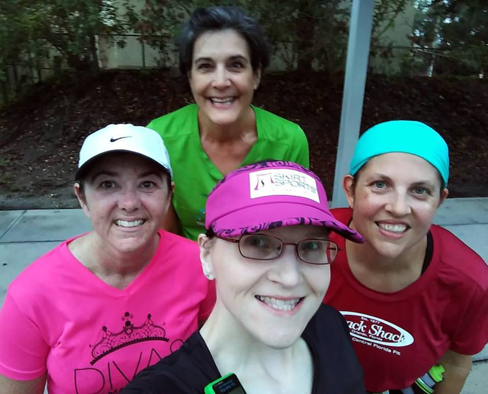 The Girl's Got Sole - Saturday run group