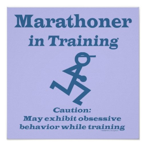 The Girl's Got Sole - Marathoner in Training