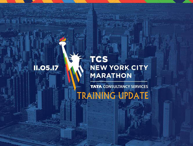 The Girl's Got Sole - 2017 NYC Marathon Training Update