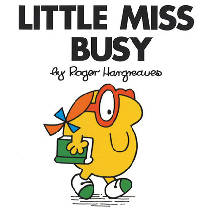 The Girl's Got Sole - Little Miss Busy