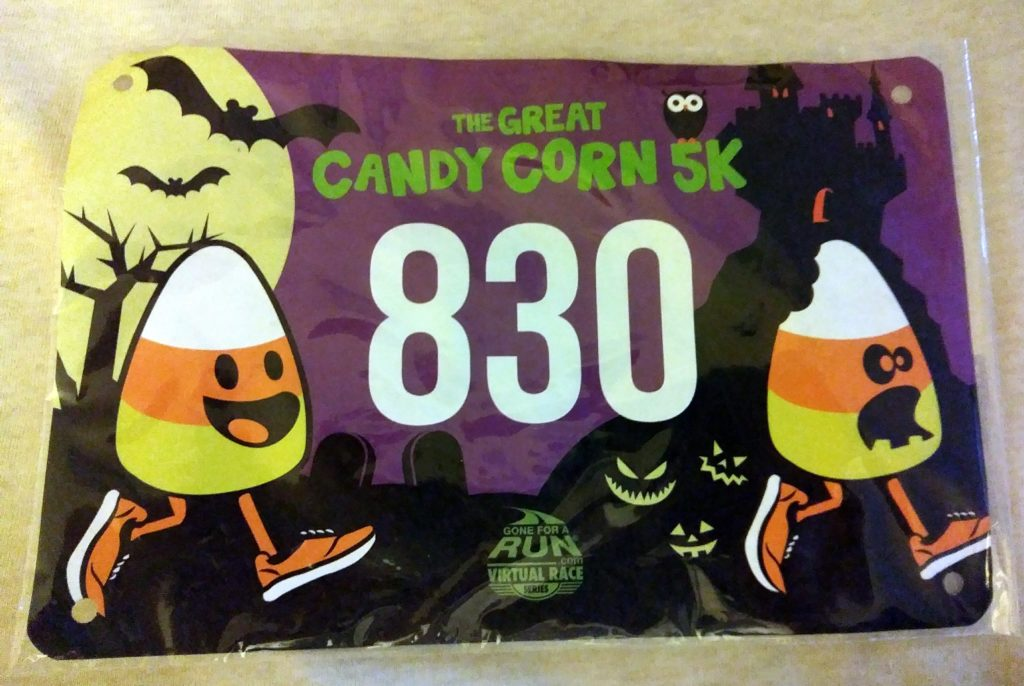 The Girl's Got Sole - Great Candy Corn 5k