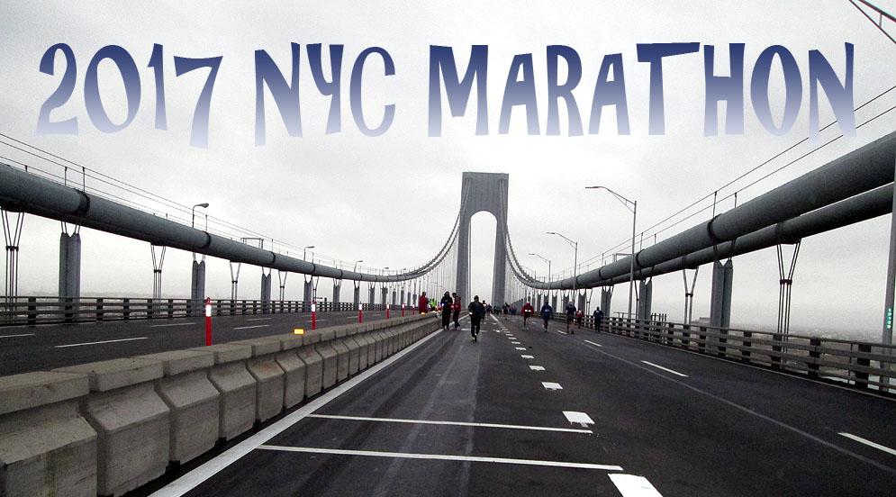 The Girl's Got Sole - 2017 NYC Marathon race recap