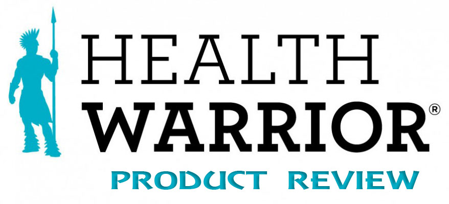 The Girl's Got Sole - Health Warrior product review