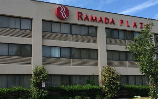 The Girl's Got Sole - Ramada Hotel