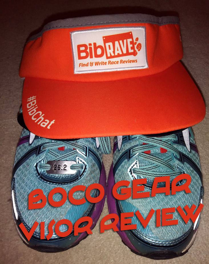 The Girl's Got Sole - BOCO Gear visor review