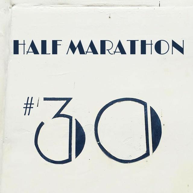 The Girl's Got Sole - Half Marathon #30