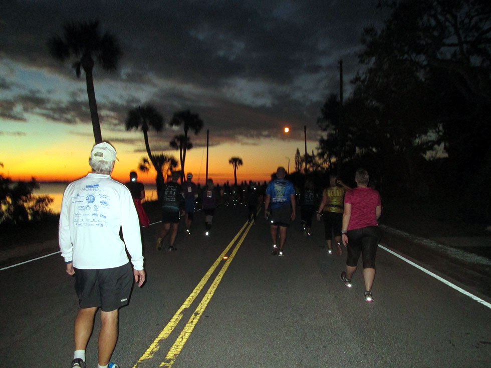 The Girl's Got Sole - Space Coast Half